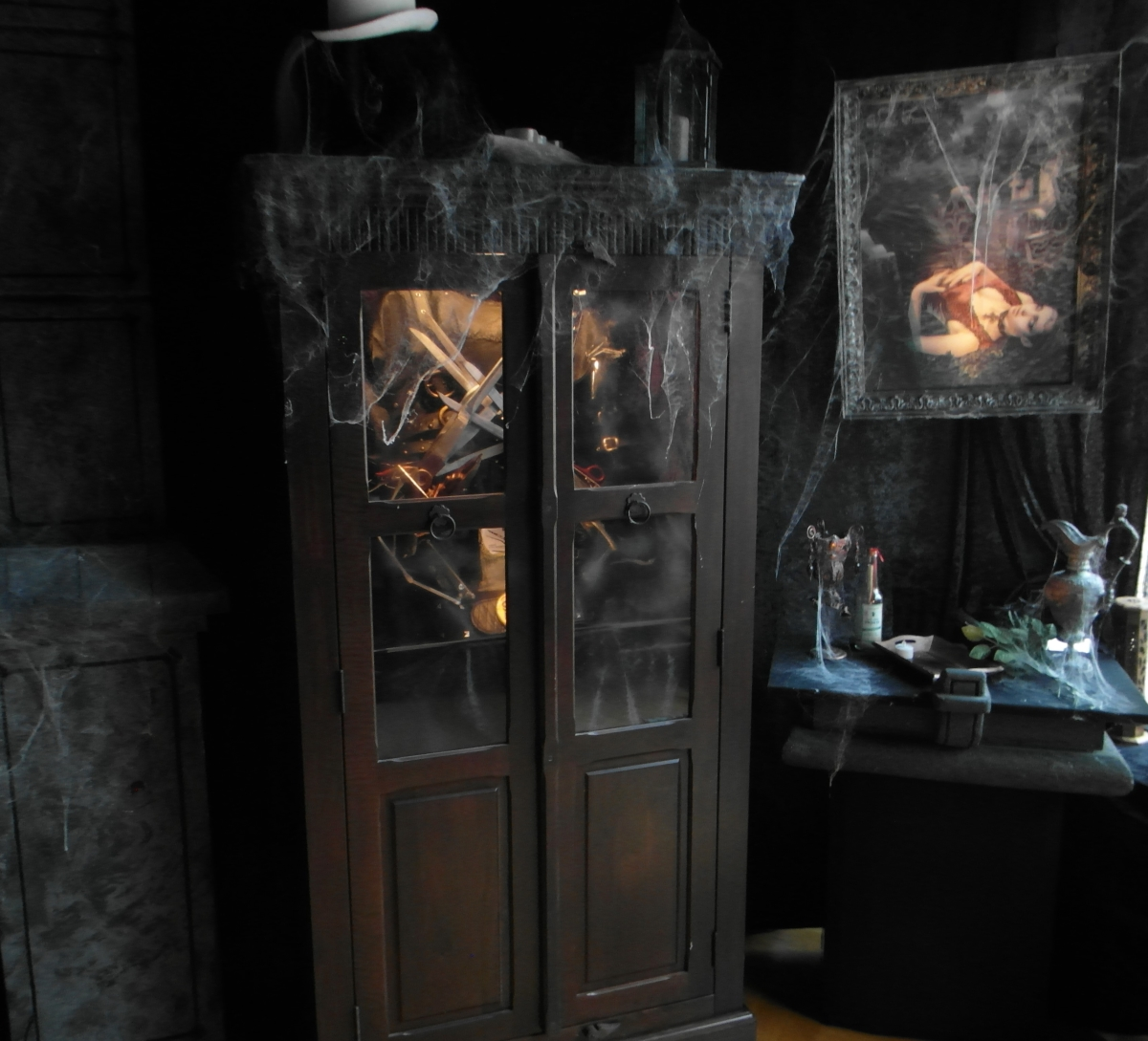 the haunted house the gallery 2016 ghostly gothic fantasies